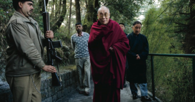 Illegal Constructions in McLeod Ganj Threatening Dalai Lama Security