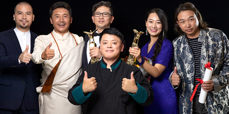 Tibetan Director Wins Two Golden Goblet Awards in Shanghai