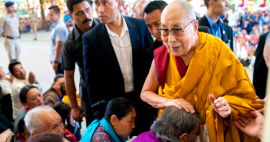 Tibetans Begin Prayer Service for Dalai Lama's Good Health & Long Life