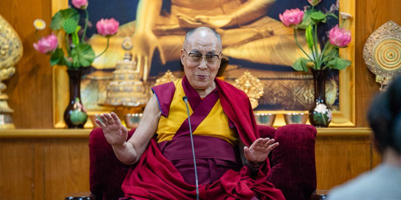 World is Facing a Crisis of Emotions: Dalai Lama