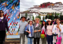Bollywood Actor Juhi Chawla Shares Pics from Tibet Trip