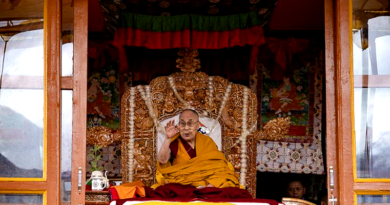 Buddhists and Muslims alike Revere Dalai Lama as the Supreme Leader