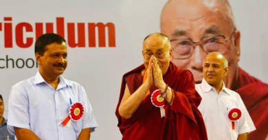 Dalai Lama Launches 'Happiness Curriculum' in Delhi