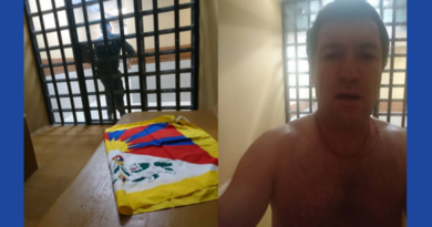 Moscow Held French Man in Custody During World Cup Finale for Tibetan Flag
