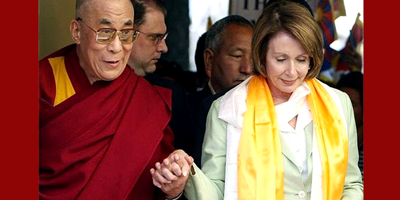 Representative Pelosi & McGovern Calls on China to Let Dalai Lama Go Home