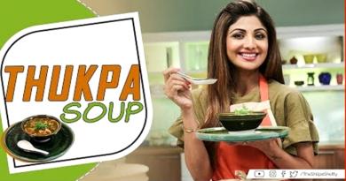 Shilpa Shetty Shares Recipe of Tibetan Dish Thukpa