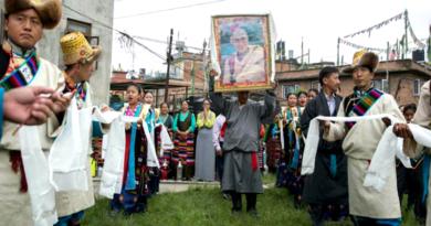 Tibetans Marked a Grand Celebration of Dalai Lama's Birthday in Nepal