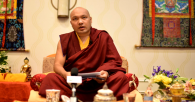 Important to Maintain Harmony Among Tibetans: Karmapa