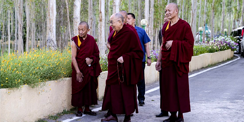 Dalai Lama Warns Hectic Schedules Could Shorten His Life
