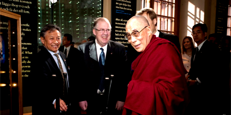 His Holiness the Dalai Lama to Visit Sweden in September