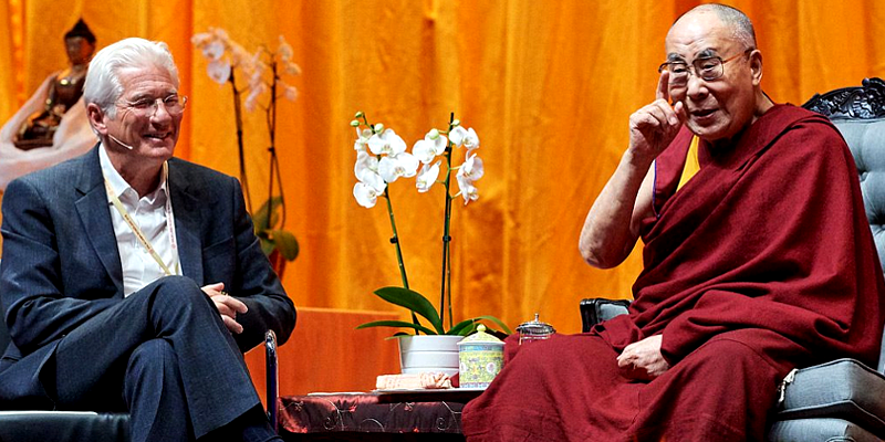 Dalai Lama Explains That Tibetan Struggle is Not Just Political