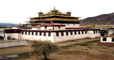 Geomantic Entanglements in Central Tibet: Royal Tombs of the Chongye Valley