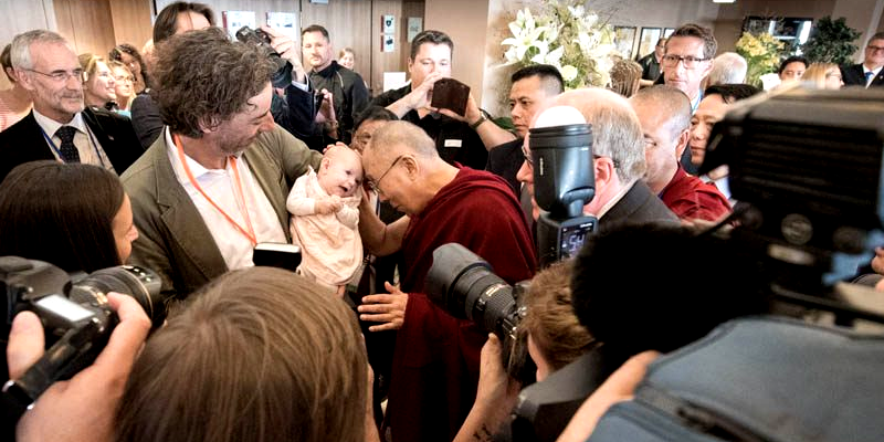 His Holiness the Dalai Lama Arrives in Germany