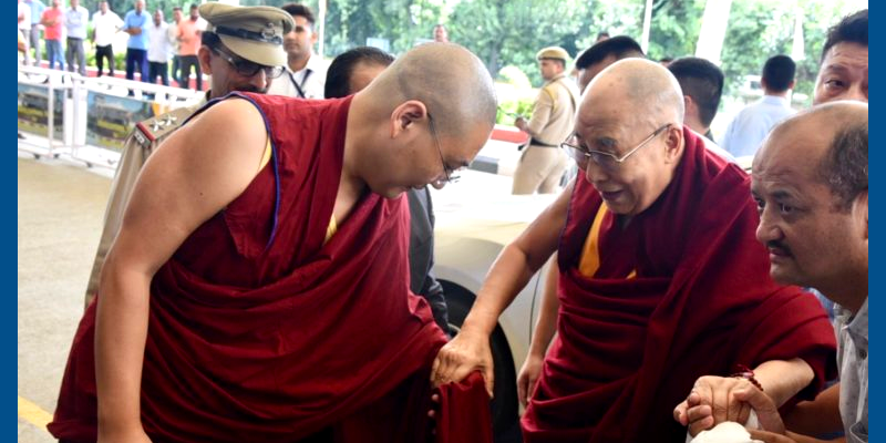 His Holiness the Dalai Lama Leaves for 4 Nation Europe Visit