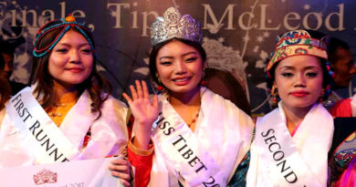 Miss Tibet Scheduled in New York Affected by Visa Problem