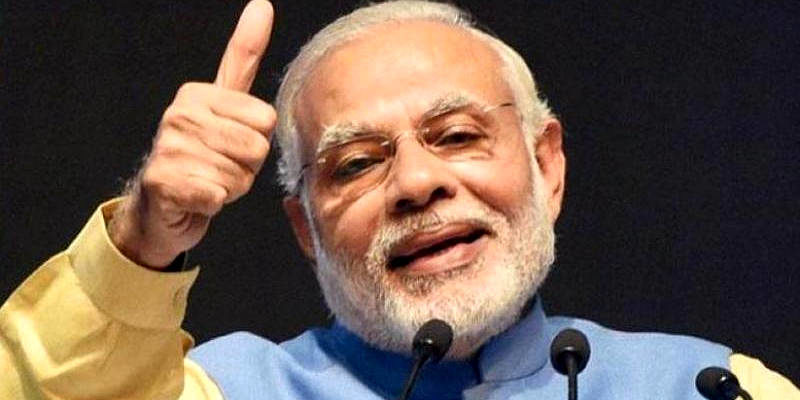 PM Narendra Modi Nominated for Nobel Peace Prize