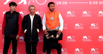 Pema Tseden's Film 'Jinpa' Wins Best Screenplay Award in Venice