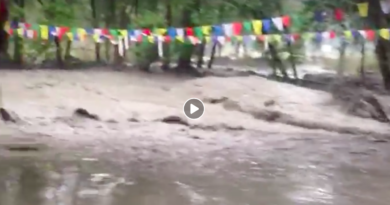 Flash Floods in Kullu-Manali Affects Tibetan Settlement There