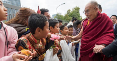 Tibetans Cannot be Destroyed from World While We Still Live: Dalai Lama