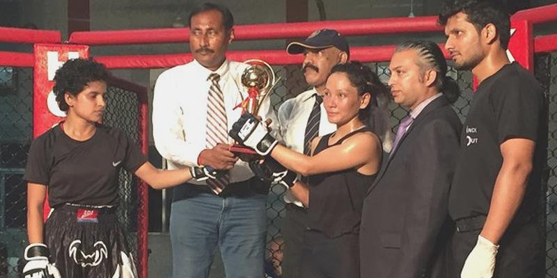 Tibetan Girl Wins International Fighting Championship in Delhi