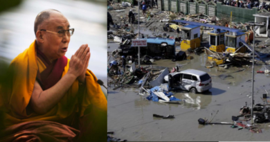Dalai Lama Donates to Condole Indonesia Earthquake Hazard