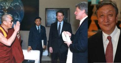Former Special Envoy to Dalai Lama, Lodi Gyari Passes Away