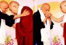 Bollywood Filmmaker Mahesh Bhatt Met Dalai Lama at a Summit
