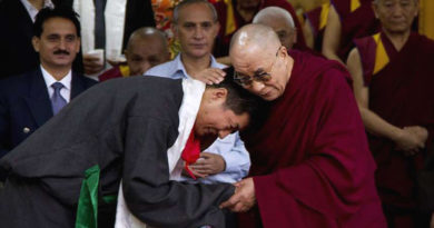 CTA President has Highest Reverence to His Holiness Dalai Lama, Clarifies CTA Against Misleading Report