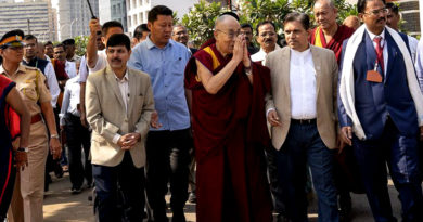 Extensive Security Arrangements Made for Dalai Lama Visit in Bodhgaya