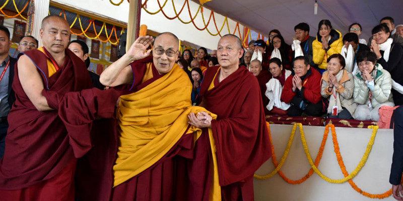 I am Healthy and Pray to Live Over 100 years: Dalai Lama