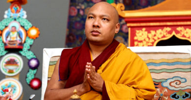 Karmapa Very Keen to Return to India Says Amitabh Mathur