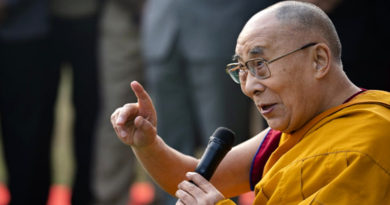 Although Physically Tibetan, Mind More Indian: Dalai Lama