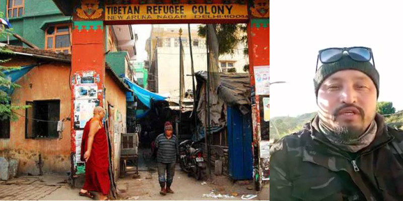 Beware of ATMs Installed at Majnu Ka Till, Warns a Tibetan Victim
