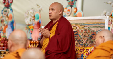 Karmapa Clarifies He Requested for Indian Visa Since October 2018