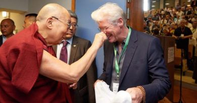 Richard Gere's Explaination of How Precious the Dalai Lama is to the World