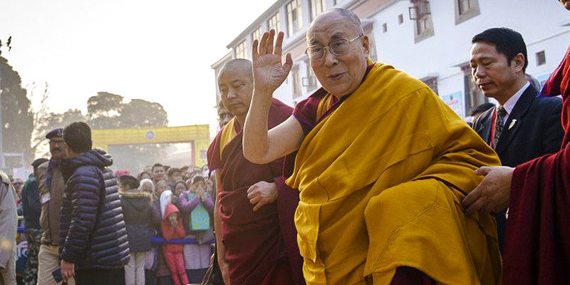 His Holiness Dalai Lama is Third Most Influential Living Person