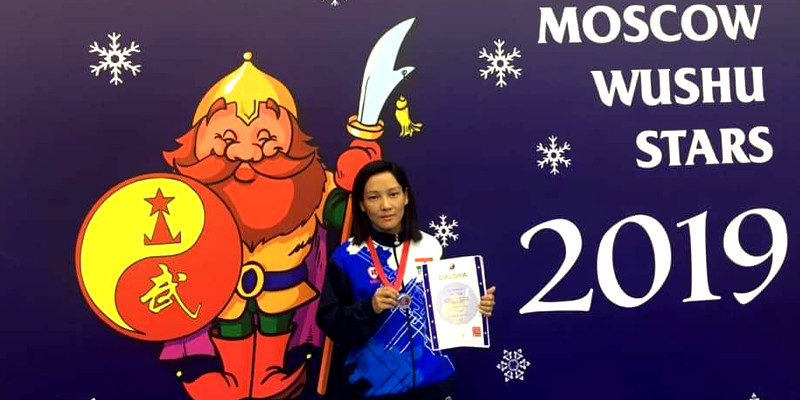 Tibetan Fighter Wins Silver Medal for India at Moscow Event