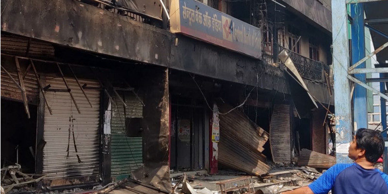 16 Tibetan Refugee Shops Burnt in India, You Can Help Out Here!