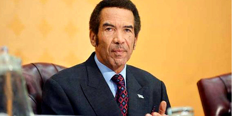 Botswana Govt. Blocks Former President from Travelling to Dharamshala