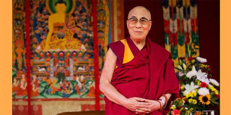 Invite Dalai Lama to Restore Peace After Long Unrest in J&K