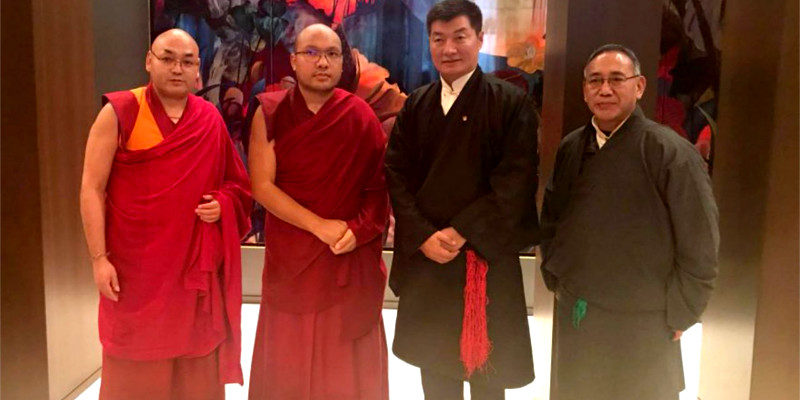 Karmapa Will Return Back to India Assures President Sangay