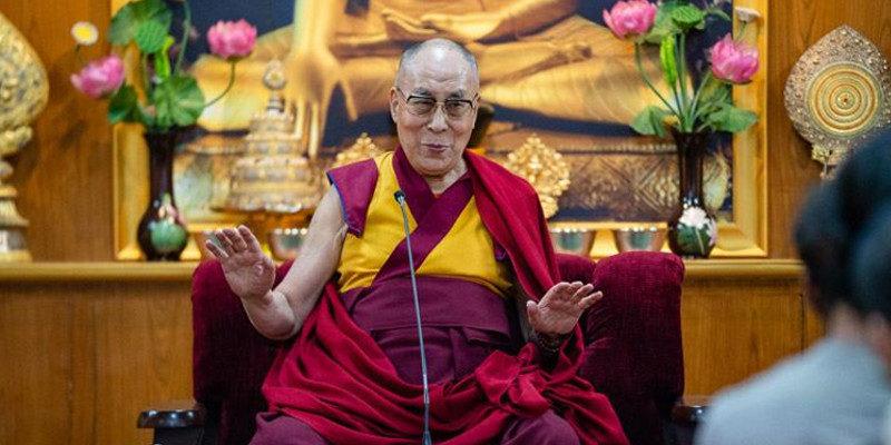 My Wish is to Take the Last Breath in India Itself: Dalai Lama