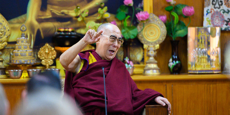 Nothing Special. I Am a Normal Human Being: Dalai Lama