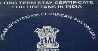 India Revise Tibetan RC Renewal Delay Penalty to Rupees