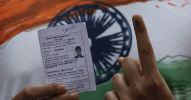India goes to polls this week