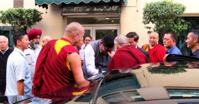 Indian Health Minister Visits Dalai Lama to Assure Full Support