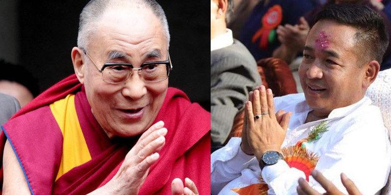 Dalai Lama Congratulates New CM of Sikkim, Places Great Hope