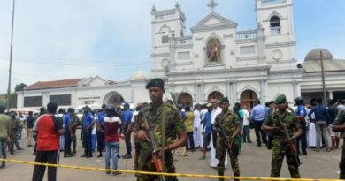 Terrorism revisits Sri Lanka
