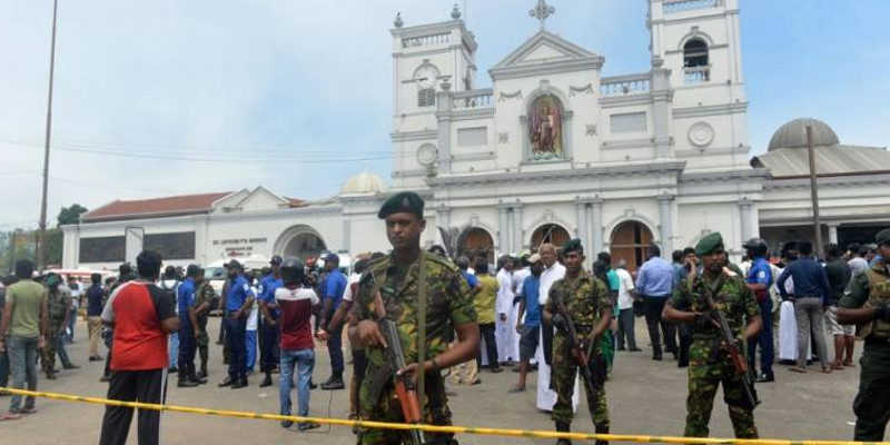 Terrorism revisits Sri Lanka