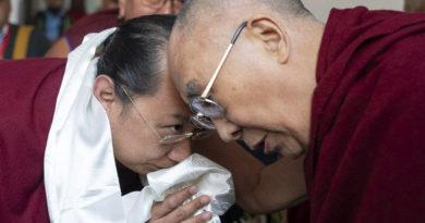 China Admits It is Against Dalai Lama SA Visa - Tibetan Journal